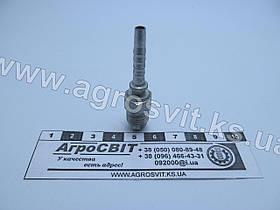 """Штуцер AGJ 7/16""""-20  (под шланг dу=05 мм.)"""