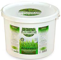 Ведро Зелёный Гай 10 кг удобрение для газонов, фото 1