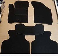 Ворсовые коврики в салон Dodge Journey с 2008- г.