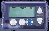 Инсулиновая Помпа Paradigm ММТ-715, Medtronic MiniMed