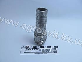 """Штуцер AGJ 1.5/16""""-12  (под шланг dу=25 мм.)"""