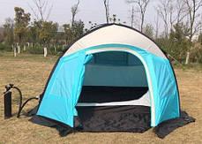 Палатка 3-х местная Mimir 800 , надувная, фото 3