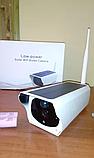 Камера видеонаблюдения  IP CAMERA CAD F20 \ 2mp \ solar WI-FI с солнечной батареей, фото 6