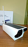 Камера видеонаблюдения  IP CAMERA CAD F20 \ 2mp \ solar WI-FI с солнечной батареей, фото 7
