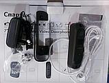 Цветной Видеодомофон Спатак JS 728, домофон зеркальный 7 дюймов, домофон с сенсорной панелью, Hands Free, фото 3