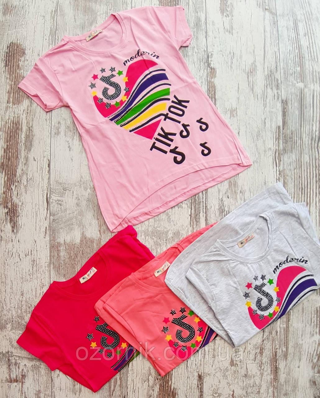 детская футболка тик ток
