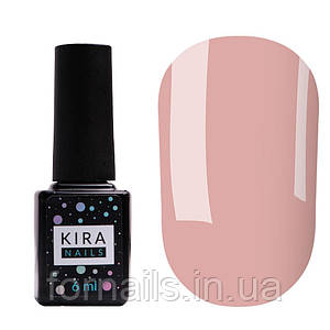 Kira Nails Bio Gel, Cover (бежево-розовый), 6 мл