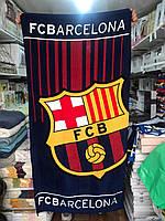 Пляжное полотенце футбольные клубы, фото 1