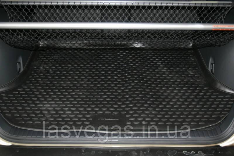 Коврик в багажник  TOYOTA RAV4 2010- кросс. (полиуретан)