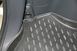 Коврик в багажник  TOYOTA RAV4 2010- кросс. (полиуретан), фото 3