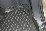 Коврик в багажник  TOYOTA RAV4 2010- кросс. (полиуретан), фото 4