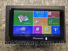 Автомобильный GPS навигатор Pioneer M83 (M515) Android Экран 7 дюймов Igo Primo ЕВРОПА (TIR) с видеовходом