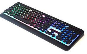 """Клавіатура безпровідна """"M-300"""" з підсвіткою, фото 3"""