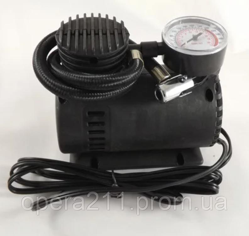 Портативный универсальный автомобильный компрессор 300 PSI 60Вт (AS SEEN ON TV)