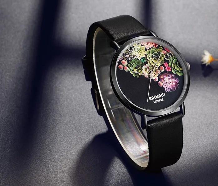 Наручные часы BAOSAILI женские с цветами