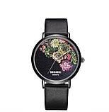 Наручные часы BAOSAILI женские с цветами, фото 2