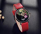 Наручные часы BAOSAILI женские с цветами, фото 8