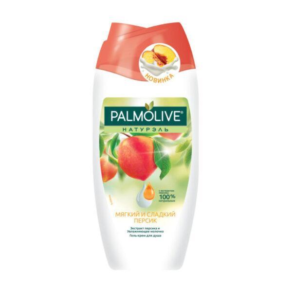 Гель-крем для душа Palmolive Натурэль Мягкий и сладкий персик, 250 мл