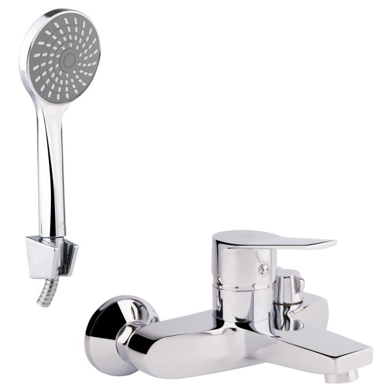 Смеситель для ванны Lidz (CRM)-20 38 006 00