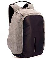Рюкзак-антивор с USB портом Bobby Back, универсальный рюкзак АнтиВор для работы, учебы и путешествий. 40*28*11