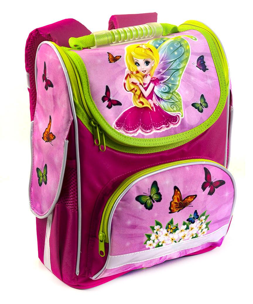 Шкільний рюкзак короб RANEC, ортопедична спинка 35*25*13см