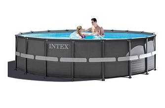 Каркасный бассейн Intex 26326 - 0 (чаша, каркас), 488 х 122 см
