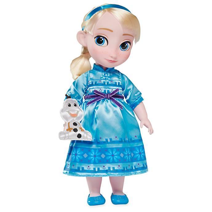 Кукла  Дисней Эльза из коллекции Аниматоры 40 см