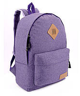 Рюкзак молодёжный тканевый RANEC, легкий на каждый день 42*30*12см