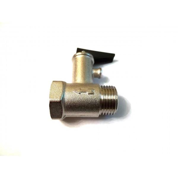 """Зворотний клапан для бойлера ANGO / Різьба 1/2"""" / c ручкою - фото 2"""