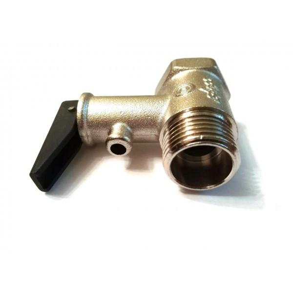 """Зворотний клапан для бойлера ANGO / Різьба 1/2"""" / c ручкою - фото 3"""