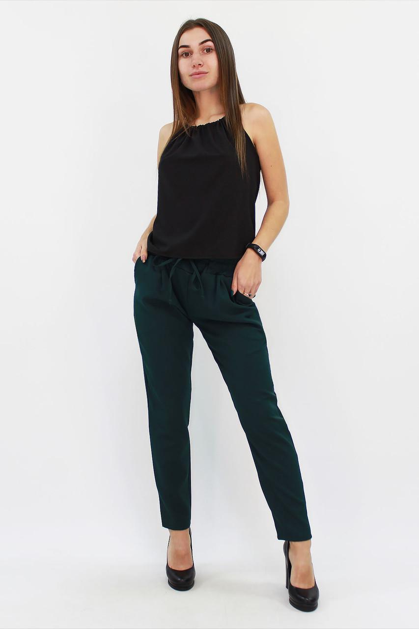S, M, L, XL | Стильні жіночі брюки Shansy, темно-зелений