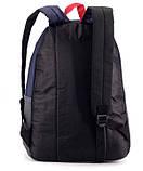 Школьный рюкзак стильный True series, тканевый 44*29*14см, фото 5
