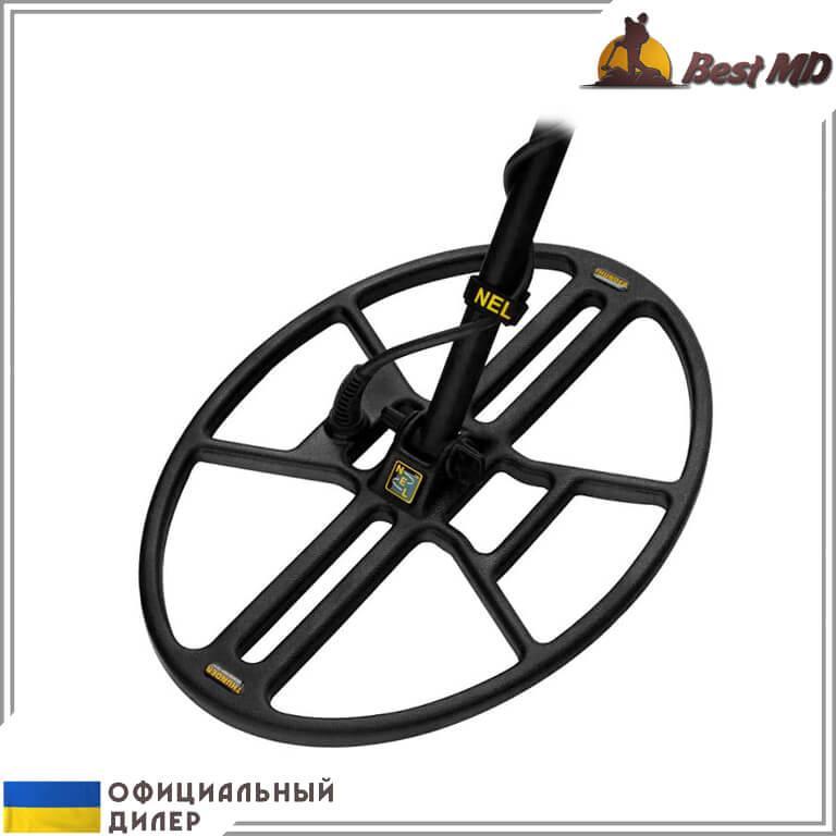 Катушка NEL Thunder трехчастотная для металлоискателей Minelab X-Terra 705, 505, 305