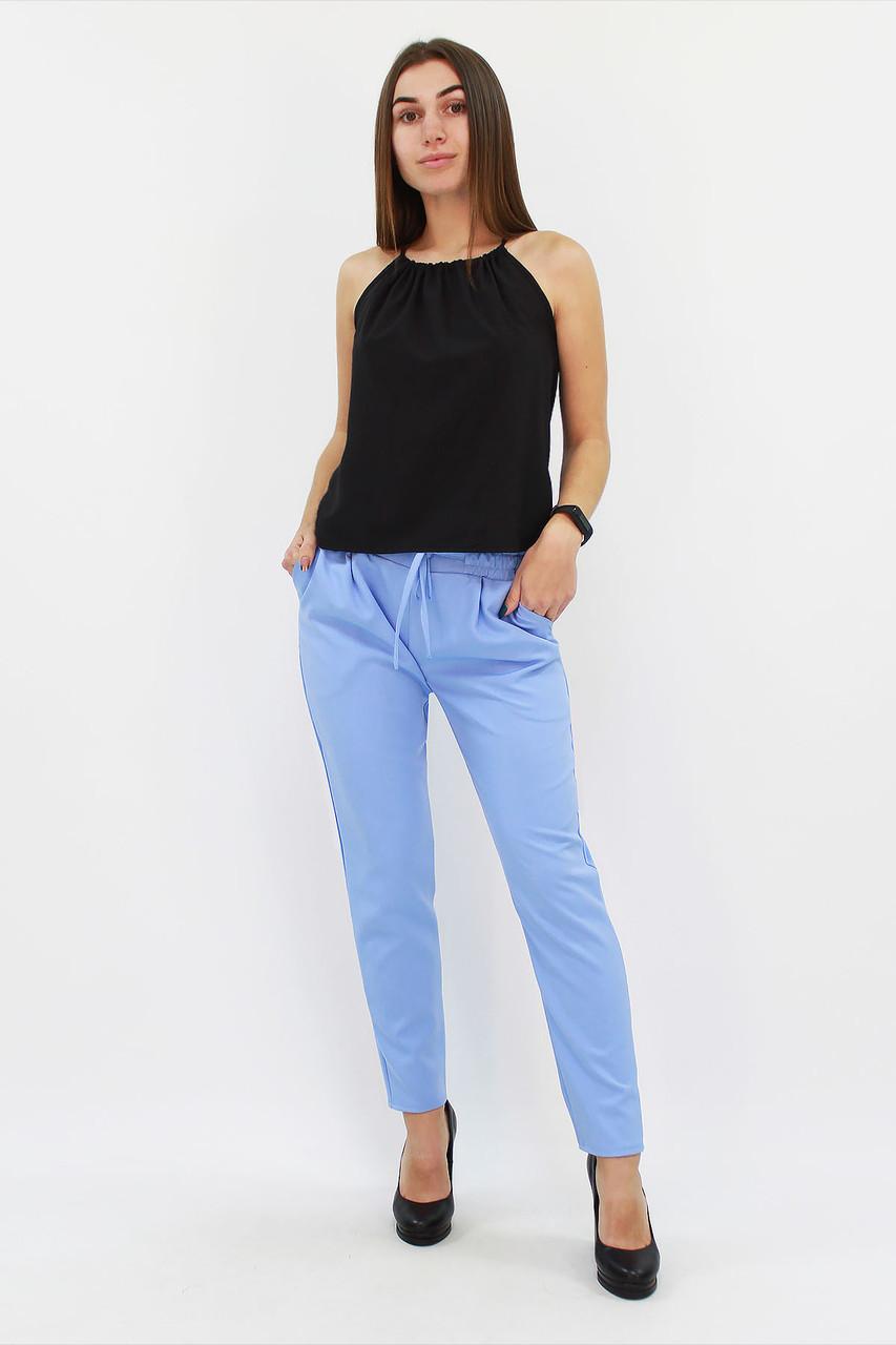 S, M, L, XL   Стильні жіночі брюки Shansy, блакитний