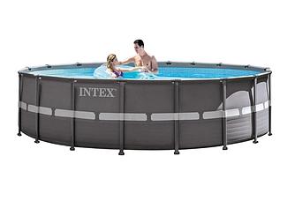 Каркасный бассейн Intex 26330 - 0 (чаша, каркас), 549 х 132 см
