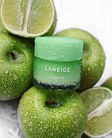 Ночная маска для губ с экстрактом яблока и лайма Laneige Lip Sleeping Mask Apple Lime 20g