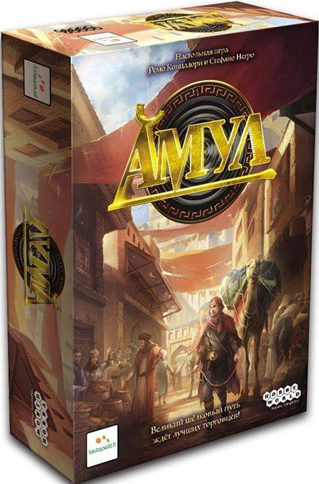 Настольная игра Hobby World Амул (915233)
