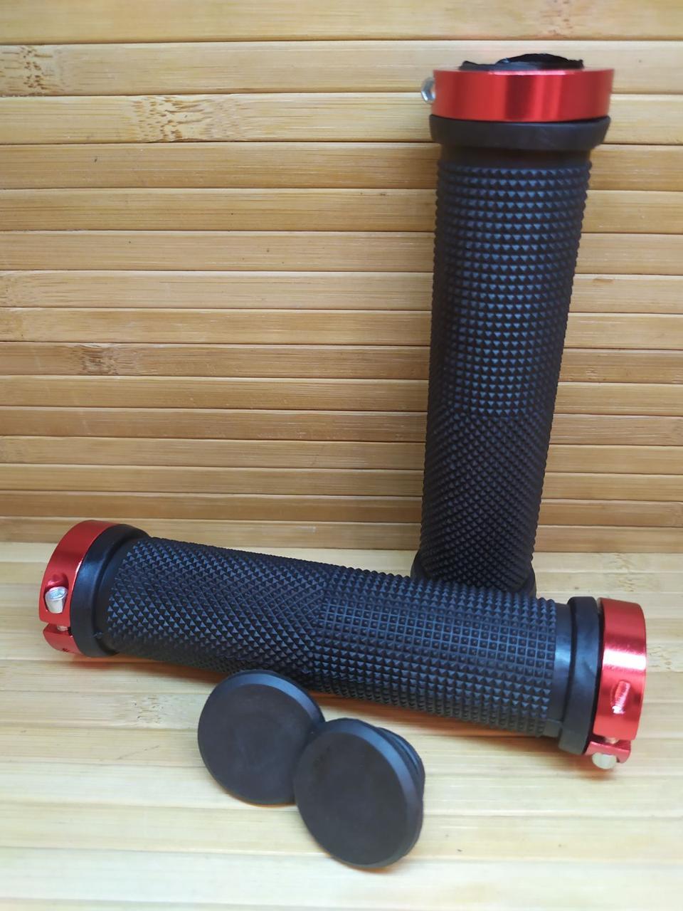 Велосипедні гріпси ROCKBROS з замками ручки вело
