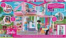 Домик Барби Малибу Barbie Malibu House FXG57, фото 10