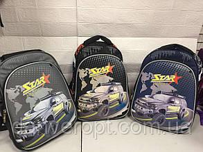Рюкзак школьный детский STAR для мальчика размер 35x45  купить оптом со склада 7 км Одесса