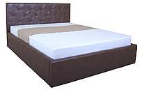 Ліжко BRIZ lift brown 160х200 ТМ EAGLE