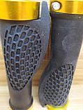 Грипсы ручки эргономические анатомические велосипедные, фото 2