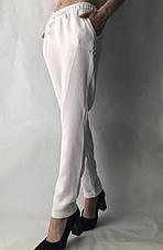 Женские летние штаны, №14 белый, фото 3