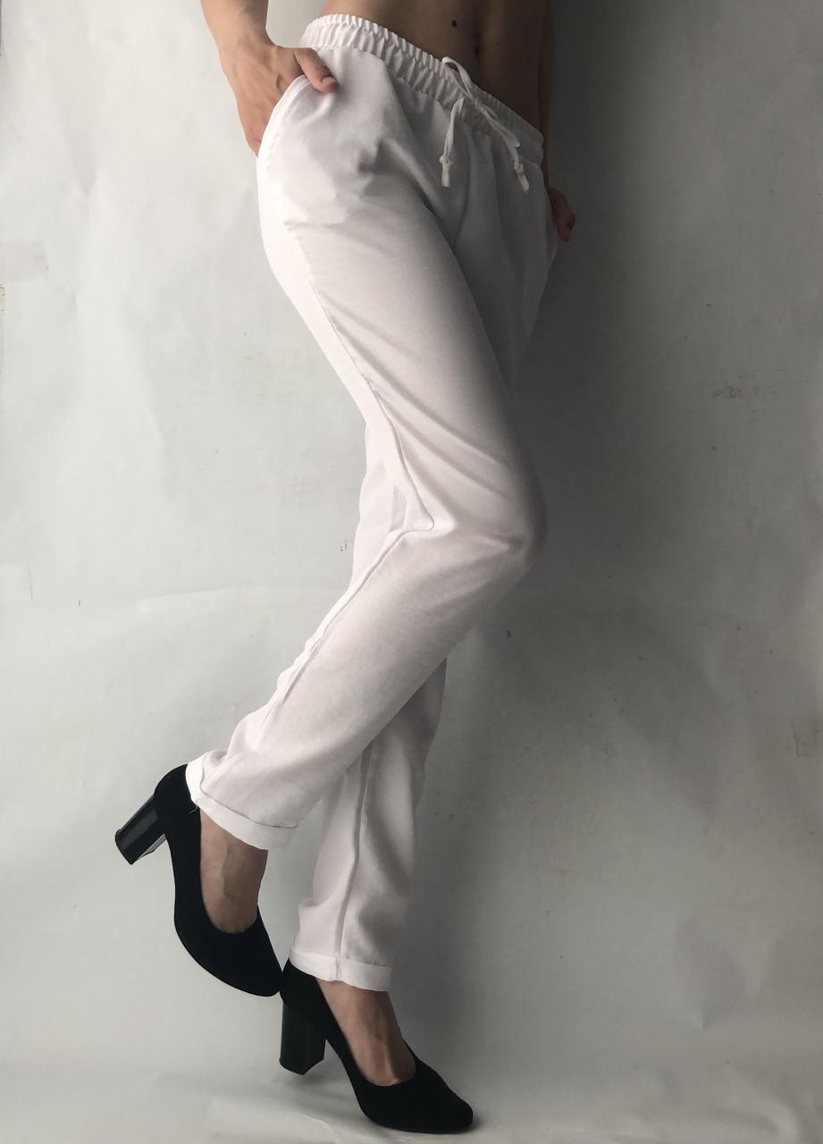 Женские летние штаны, №14 белый