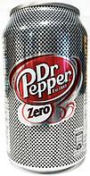 Напиток Dr.Pepper Zero 0.330л США