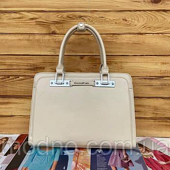 Женская сумка стильная формата А4 GoldFish