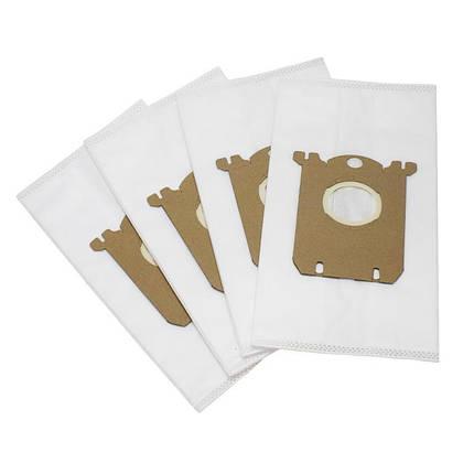 Набір мішків з мікроволокна S-BAG FC8021/03 для пилососа Philips, Electrolux, фото 2