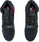 Кроссовки Nike Air Jordan Legacy 312 Black/Black/Fire Red. Оригинал (ар.AV3922 060), фото 6