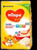 КАША БЕЗМОЛОЧНАЯ СУХАЯ БЫСТРОРАСТВОРИМАЯ РИСОВАЯ MILUPA, Nutricia уп. №1 200 г