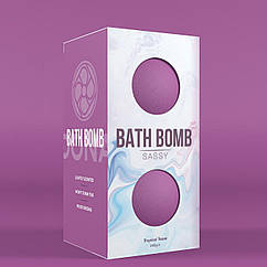 Бомбочка для ванны Dona Bath Bomb - Sassy - Tropical Tease 140 г SO2210, КОД: 728480